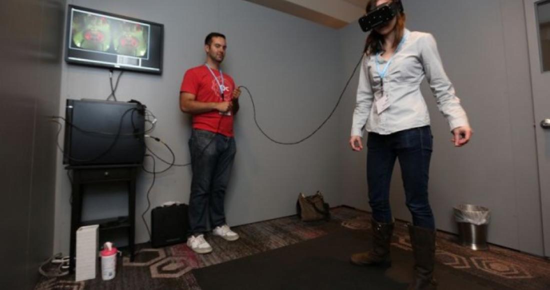 Основатель Oculus VR считает провода главной проблемой виртуальной реальности