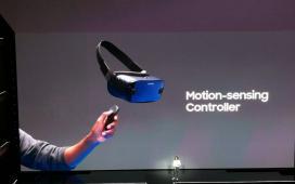 Samsung рассекретила стоимость шлема Gear VR с контроллером Oculus