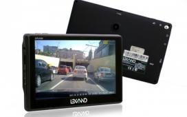 Lexand D6 HDR: современный навигатор-регистратор с 6-дюймовым экраном