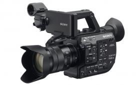 Новая видеокамера Sony FS5 II имеет 4K RAW и Instant HDR