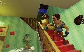 Игра «Hello Neighbor» появится на PS4 и Switch