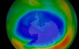 Запрещенный ХФУ разрушает озон, и никто не может найти его источник