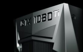 Компания NVIDIA представила флагманскую видеокарту GeForce GTX 1080 Ti