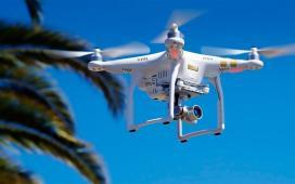 В Колумбии используют дроны для борьбы с кокаиновыми плантациями