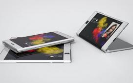 #видео | Lenovo вновь продемонстрировала свой гибкий планшет