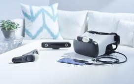 Компания HTC выпустила ещё одну необычную VR-гарнитуру