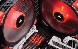 Компания Corsair представила кулеры на основе магнитной левитации