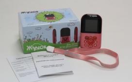 Новые мобильные телефоны для детей