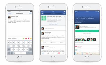 Facebook, ВКонтакте и Одноклассники запустили функцию «Я в безопасности» после взрыва в Петербурге