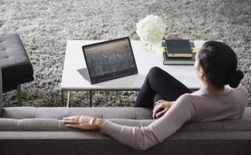 Объявлена российская цена ноутбука-перевертыша HP Spectre x360 с 4K-дисплеем
