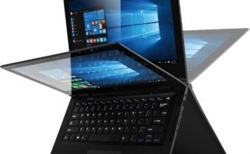 Microsoft предлагает ноутбук-перевертыш Prestigio Ecliptica дешевле 19 тысяч рублей