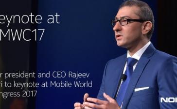 Nokia приедет на  MWC 2017 с новостями