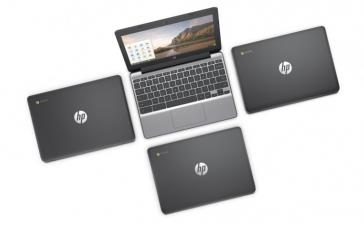 Обновленный HP Chromebook 11 G5 поддерживает Google Play и Android-приложения
