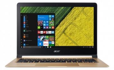 Названа российская цена ультратонкого ноутбука Acer Swift 7