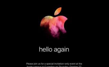 Apple назначила анонс новых Mac на 27 октября
