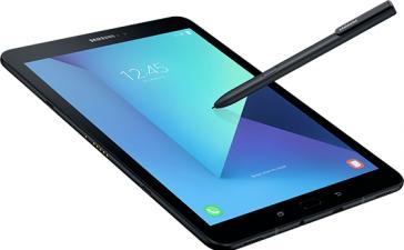 MWC 2017: Samsung представила премиум-планшет Galaxy Tab S3 со стилусом S Pen