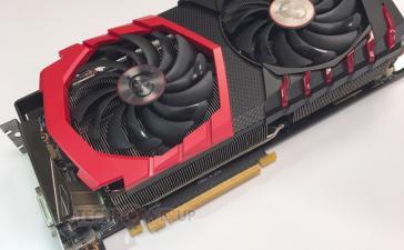 Представлены изображения MSI GeForce GTX 1080 Ti Gaming X