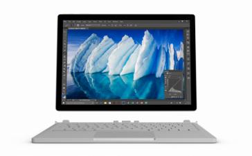 Новый Microsoft Surface Book вышел в продажу