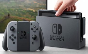 Новая информация о Nintendo Switch