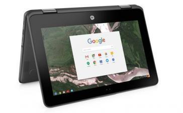 HP выпускает защищенный перевертыш Chromebook x360 11 G1 Education Edition