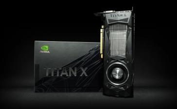 NVIDIA выпустила флагманскую видеокарту Titan X на базе Pascal