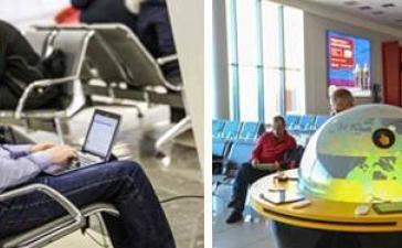 МаксимаТелеком запустила Wi-Fi в Шереметьево
