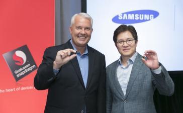 Samsung и Qualcomm вместе работают над Snapdragon 835, официально