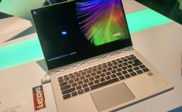 IFA 2016:  Lenovo представила ультратонкий трансформер Yoga 910