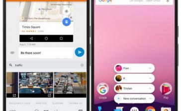 Google выпустила превью Android 7.1 Nougat для разработчиков