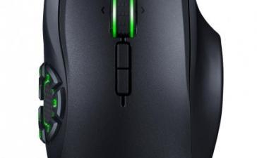 Геймерская мышь Razer Naga Hex V2 оптимизирована для MOBA
