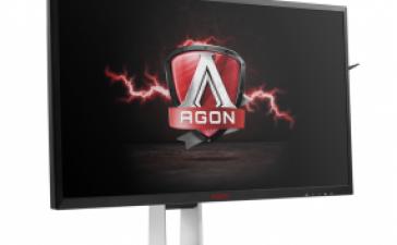 AOC представила игровые мониторы AGON AG241QG и AG241QX