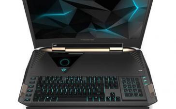Acer начинает продажи 21-дюймового ноутбука Predator 21 X с изогнутым дисплеем