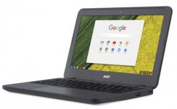 CES 2017: Acer представила прочный хромбук Chromebook 11 N7 для школьников