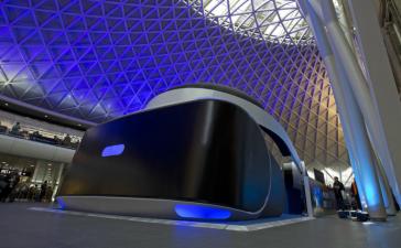 Sony решила необычным образом прорекламировать PlayStation VR в Лондоне