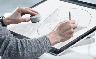 Microsoft опубликовала список приложений с поддержкой Surface Dial