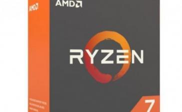 Процессоры AMD Ryzen 7 поступили в продажу