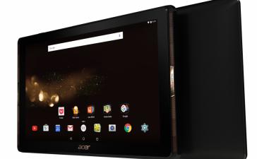 Планшет Acer Iconia Tab 10 c четырьмя динамиками вышел в России
