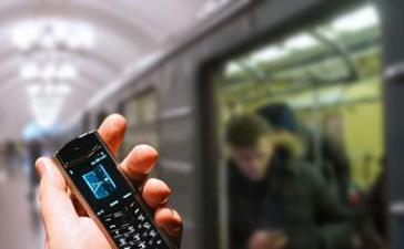 В московском метро стало в четыре раза больше пользователей Vertu