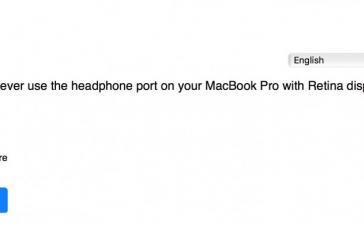 Apple опрашивает пользователей о мини-джеке и картах памяти в MacBook Pro