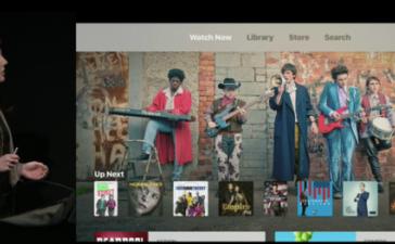 Apple представила новое TV-приложение для Apple TV и iOS