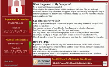 Цифра дня: Какой ущерб нанес WannaCry?