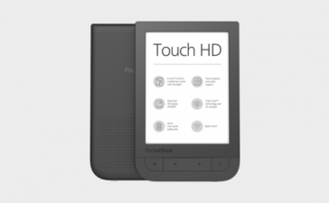 Стартовали продажи сенсорного ридера PocketBook 631 Touch HD
