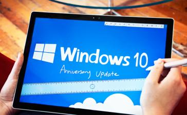 Microsoft начала распространять Windows 10 Anniversary Update