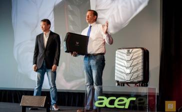 Acer представила геймерский десктоп Predator G1 с чемоданом