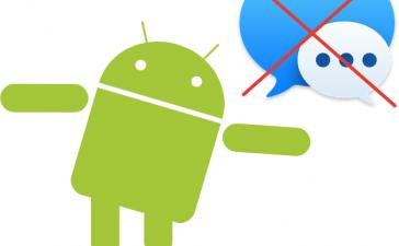 Apple объяснила, почему iMessage не придет на Android