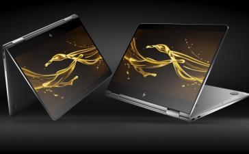 Ноутбук-перевертыш HP Spectre x360 вышел в продажу в России