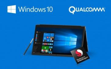 Чипы Qualcomm смогут работать с полноценной Windows 10 в 2017 году