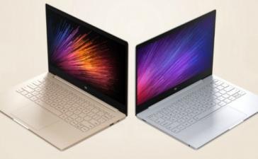Xiaomi представила ноутбук Mi Notebook Air 4G