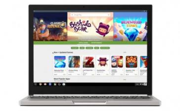 Google готовит ноутбук Pixel 3 на гибридной ОС Andromeda