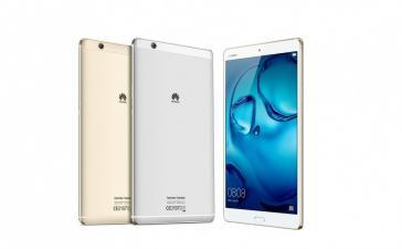 Объявлена российская цена мощного планшета Huawei MediaPad M3
